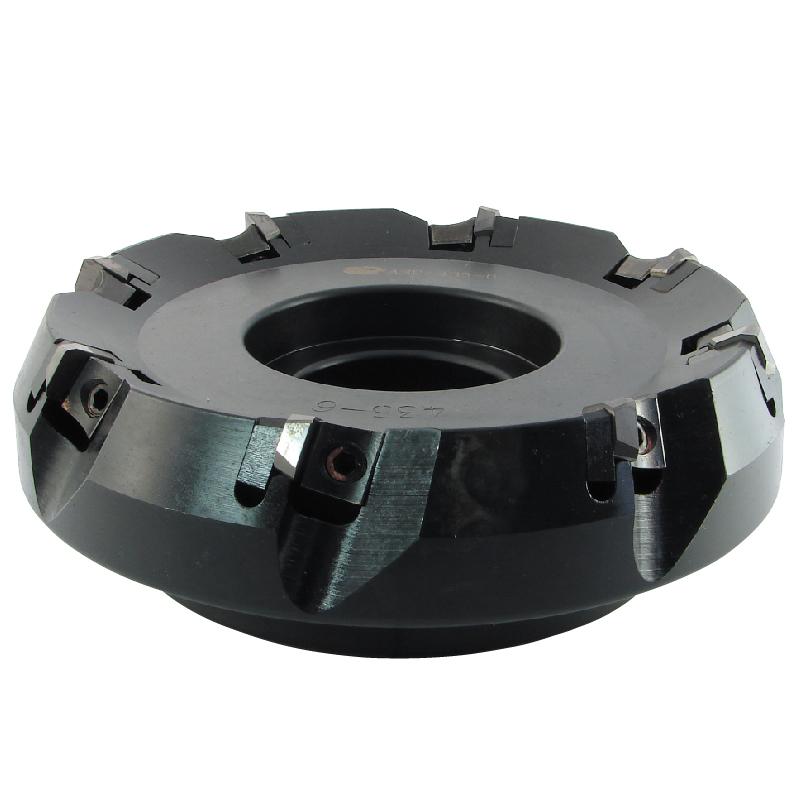 ASP/435 65° 捨棄式平面銑刀