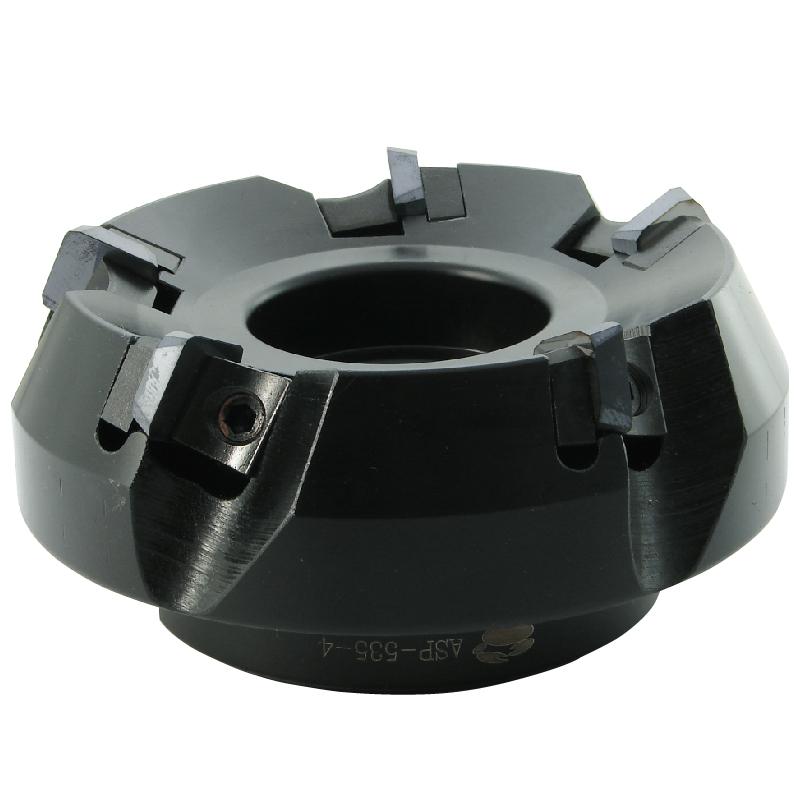 ASP/535 65° 捨棄式平面銑刀